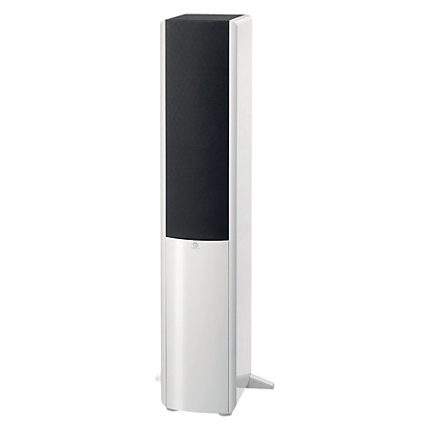 Buy Boston Acoustics A360 Floor Speaker, White Online at johnlewis.com