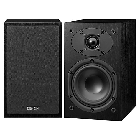 Buy Denon D-M39 DAB/FM/CD Micro System, Black Online at johnlewis.com