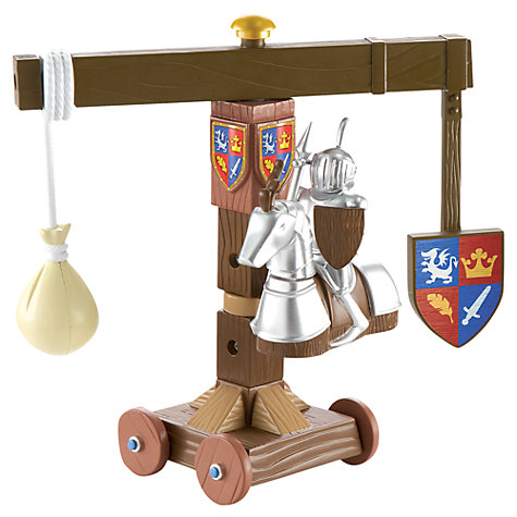 Buy Mike The Knight Deluxe Action Figure, Assorted Online at johnlewis.com