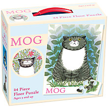 Buy Mog Floor Puzzle Online at johnlewis.com