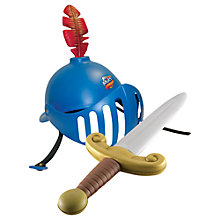 Buy Mike The Knight Sword and Helmet Online at johnlewis.com