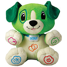 Buy LeapFrog My Pal, Scout Online at johnlewis.com
