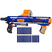 Buy Nerf Elite Rampage Blaster Online at johnlewis.com