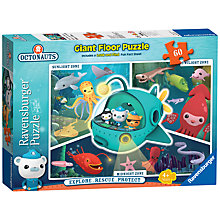 Buy Ravensburger Octonauts Floor Puzzle, 60 Pieces Online at johnlewis.com