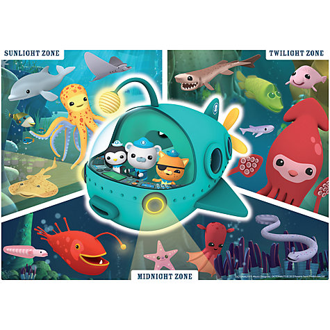 Buy Ravensburger Octonauts Floor Jigsaw Puzzle, 60 Pieces Online at johnlewis.com