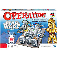 Buy Star Wars Operation Game Online at johnlewis.com