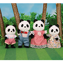 Buy Sylvanian Panda Family Online at johnlewis.com
