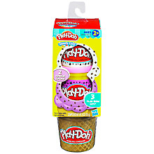 Buy Play-Doh Sweet Shoppe Doh, Pack of 3 Online at johnlewis.com