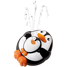 Buy John Lewis Penguin Fountain Bath Toy Online at johnlewis.com