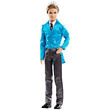 Buy Barbie Prince Liam Online at johnlewis.com