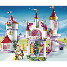 Buy Playmobil Princess Castle Online at johnlewis.com