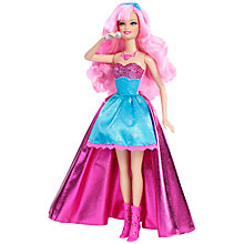 Buy Barbie: The Princess and the Popstar Doll, Tori Online at johnlewis.com