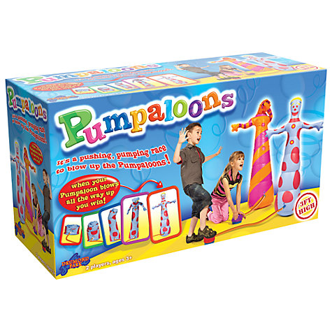 Buy Drumond Pumpaloons Game Online at johnlewis.com