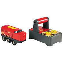 Buy Brio Remote Control Train Engine Online at johnlewis.com