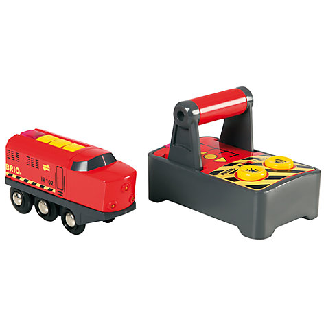 Buy Brio Remote Control Engine Online at johnlewis.com