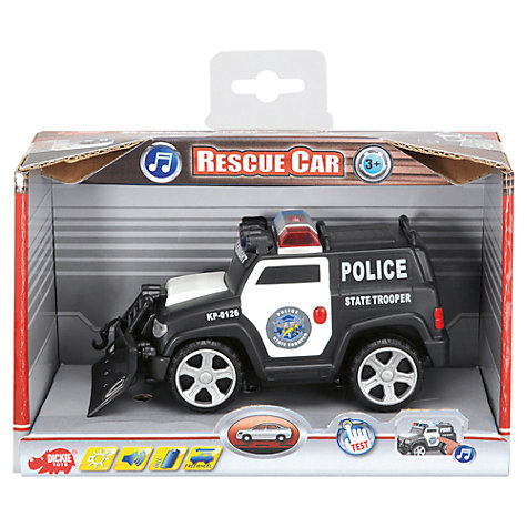 Buy Dickie Rescue Car Online at johnlewis.com