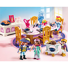 Buy Playmobil Royal Banquet Room Online at johnlewis.com