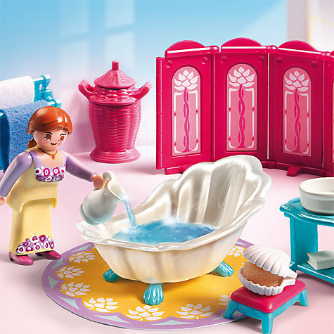 Buy Playmobil Royal Bathroom Online at johnlewis.com