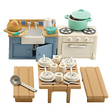 Buy Sylvanian Rustic Kitchen Online at johnlewis.com