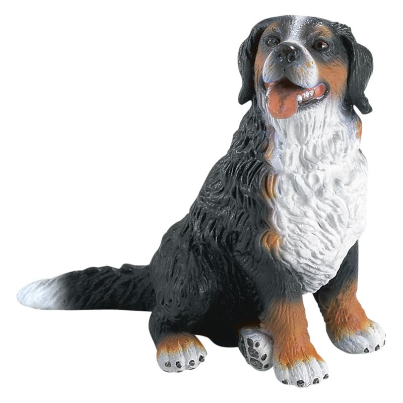 Schleich Pets: Bernese Mountain Dog, Sitting