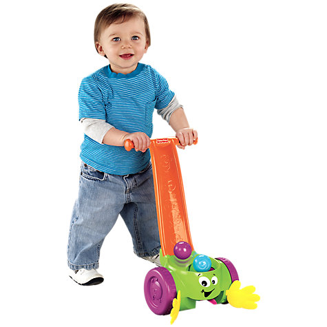 Buy Fisher-Price Scoop and Whirl Popper Online at johnlewis.com