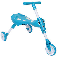 Buy Mookie Scuttlebug, Blue Cloud Online at johnlewis.com