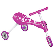 Buy Mookie Scuttlebug Trike, Pink Online at johnlewis.com