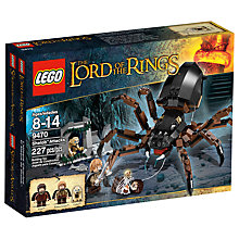 Buy LEGO Lord of the Rings Shelob Attacks Online at johnlewis.com