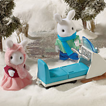 Buy Sylvanian Skidoo Online at johnlewis.com