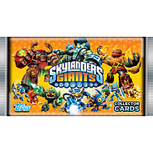 Buy Skylanders Giants Trading Card Game Booster Pack Online at johnlewis.com