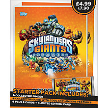 Buy Skylanders Giants Trading Card Game Starter Pack Online at johnlewis.com