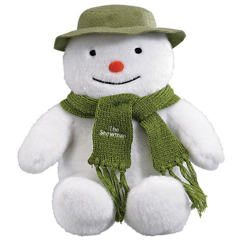Buy The Snowman Soft Toy Gift Box Online at johnlewis.com