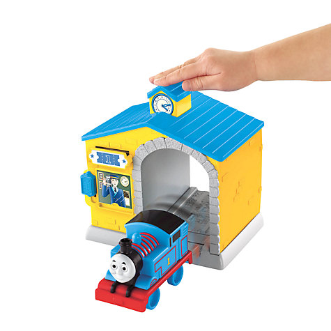 Buy Thomas The Tank Engine Sodor Ticket Station Online at johnlewis.com