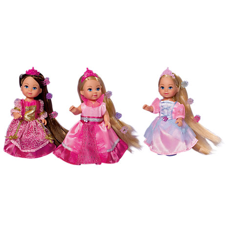 Buy Steffi Evi Rapunzel Doll, Assorted Online at johnlewis.com