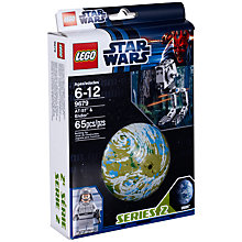 Buy LEGO Star Wars AT-ST & Endor Online at johnlewis.com