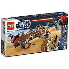 Buy LEGO Star Wars Desert Skiff Online at johnlewis.com