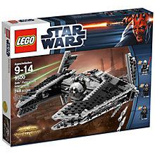 Buy LEGO Star Wars Fury Interceptor Online at johnlewis.com