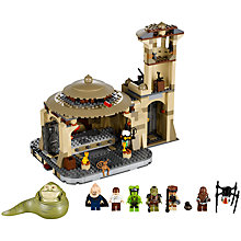 Buy LEGO Star Wars Jabba's Palace Online at johnlewis.com