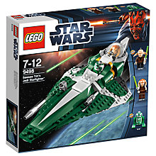 Buy LEGO Star Wars Saesee Tiin's Jedi Starfighter Online at johnlewis.com