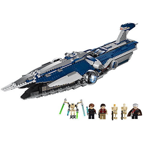 Buy LEGO Star Wars The Malevolence Online at johnlewis.com