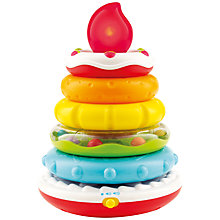 Buy John Lewis Sweet Shape Stacker Toy Online at johnlewis.com