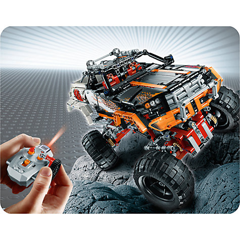 Buy LEGO Technic 4x4 Crawler Online at johnlewis.com