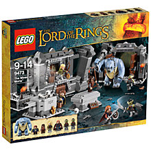 Buy LEGO Lord of the Rings The Mines Of Moria Online at johnlewis.com