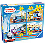 Buy Ravensburger Thomas and Friends 4-In-A-Box Puzzle Set Online at johnlewis.com
