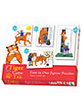 The Tiger Who Came For Tea 4-In-1 Puzzle Set
