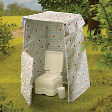 Buy Sylvanian Toilet Tent Online at johnlewis.com