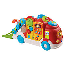 Buy V-Tech Toot Toot Car Carrier Online at johnlewis.com