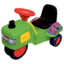 Buy Tractor Ride-on Toy Online at johnlewis.com