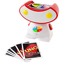 Buy Uno Roboto Online at johnlewis.com