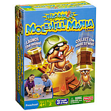 Buy Whac-a-Mole Molehill Mania Game Online at johnlewis.com